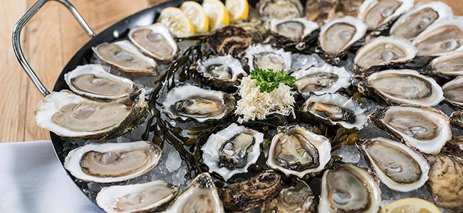 Alimenti che aiutano a migliorare il sesso ostriche