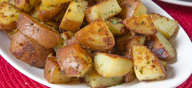 Alimenti che aiutano a migliorare il sesso patate