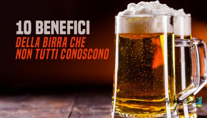 benefici birra