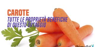 carote proprietà